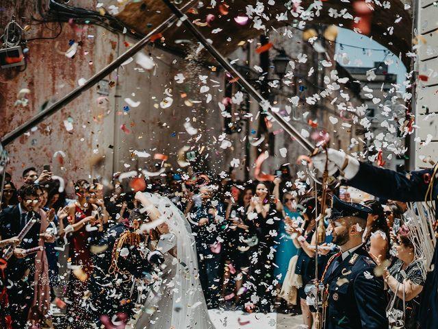 Il matrimonio di Irene e Claudio a Ugento, Lecce 76