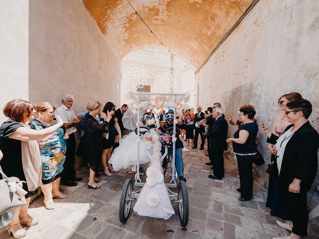 Il matrimonio di Irene e Claudio a Ugento, Lecce 80