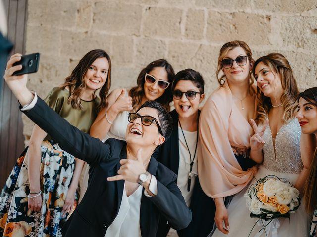 Il matrimonio di Irene e Claudio a Ugento, Lecce 84