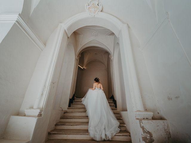 Il matrimonio di Irene e Claudio a Ugento, Lecce 85