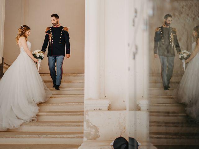 Il matrimonio di Irene e Claudio a Ugento, Lecce 86