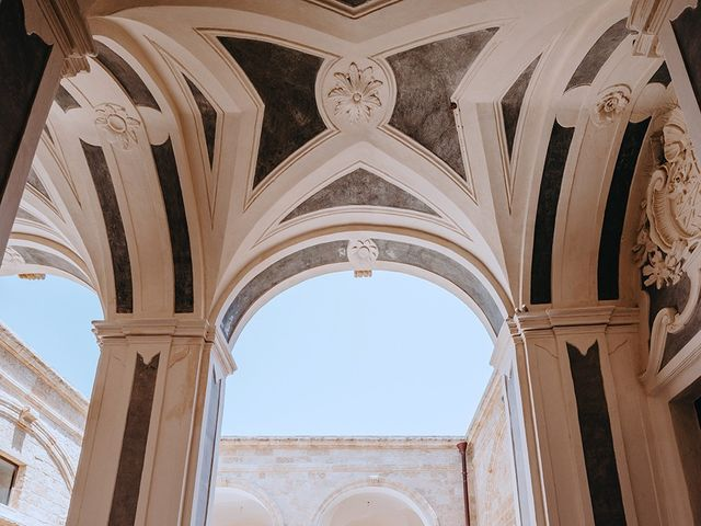 Il matrimonio di Irene e Claudio a Ugento, Lecce 87