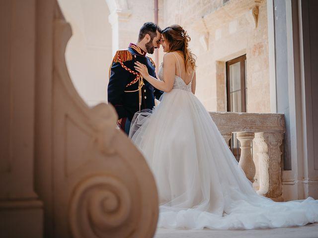 Il matrimonio di Irene e Claudio a Ugento, Lecce 88