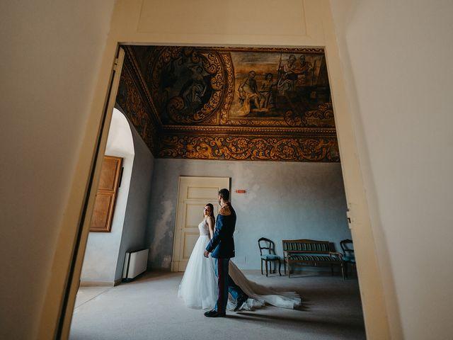 Il matrimonio di Irene e Claudio a Ugento, Lecce 91