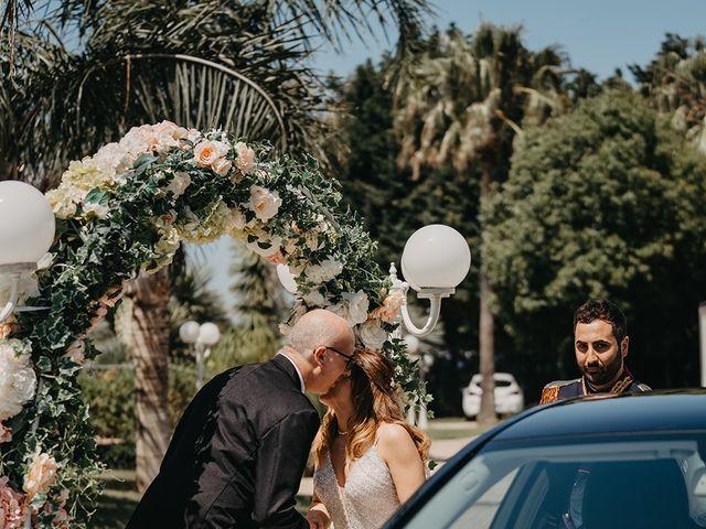 Il matrimonio di Irene e Claudio a Ugento, Lecce 100
