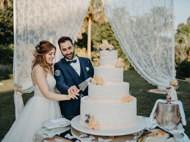 Il matrimonio di Irene e Claudio a Ugento, Lecce 119