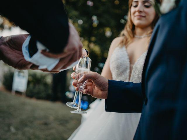 Il matrimonio di Irene e Claudio a Ugento, Lecce 120