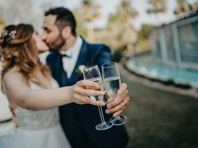 Il matrimonio di Irene e Claudio a Ugento, Lecce 122