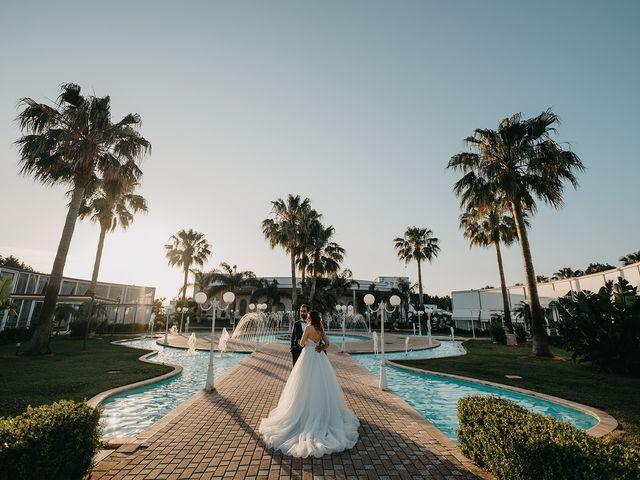 Il matrimonio di Irene e Claudio a Ugento, Lecce 123