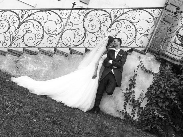 Le nozze di Claudia e Eugenio