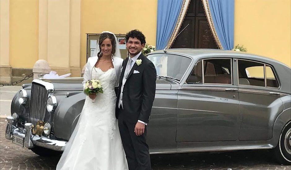 Il matrimonio di Claudio e Monica a Bagnatica, Bergamo
