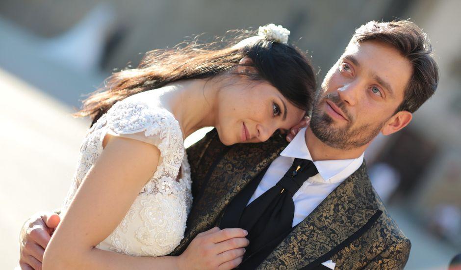 Il matrimonio di Emanuele  e Jessica a Arezzo, Arezzo