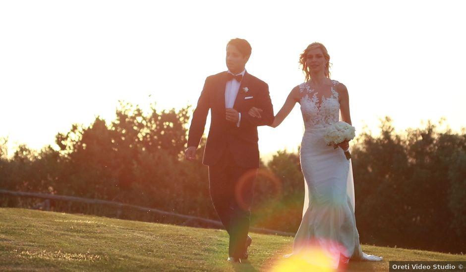 Il matrimonio di Andrea e Laura a Viterbo, Viterbo