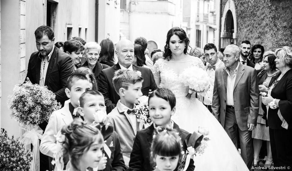 Il matrimonio di Manuel e Katia a Magliano Sabina, Rieti