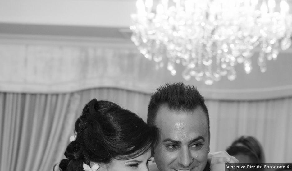 Il matrimonio di Salvatore e Angela a Sciara, Palermo
