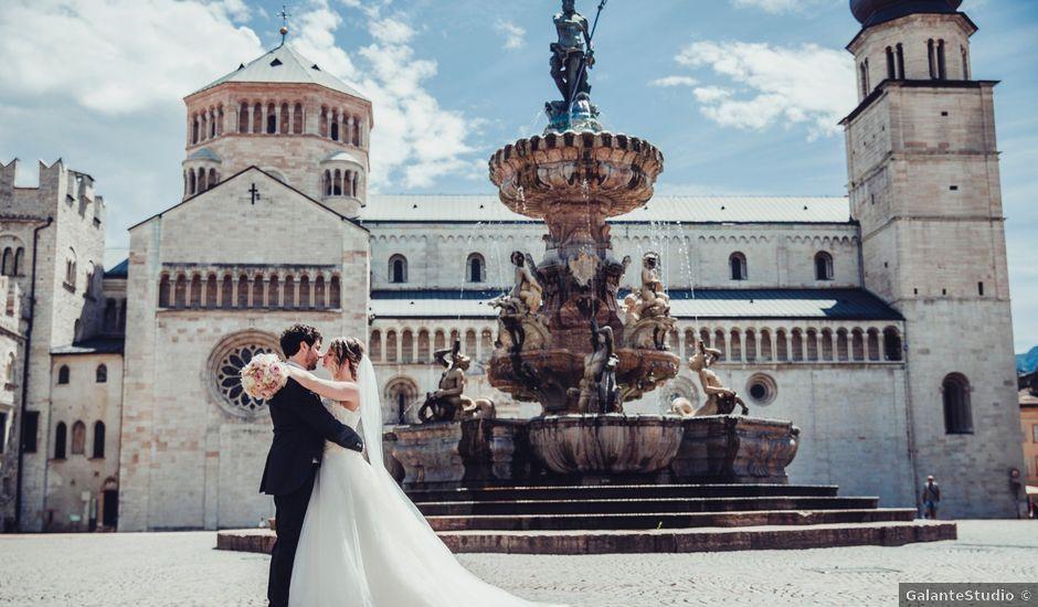 Il matrimonio di Enrico e Federica a Trento, Trento