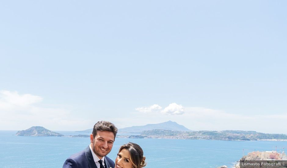 Il matrimonio di Raffaele e Veronica a Napoli, Napoli