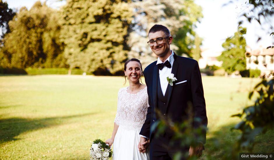 Il matrimonio di Manuele e Sara a Carbonera, Treviso