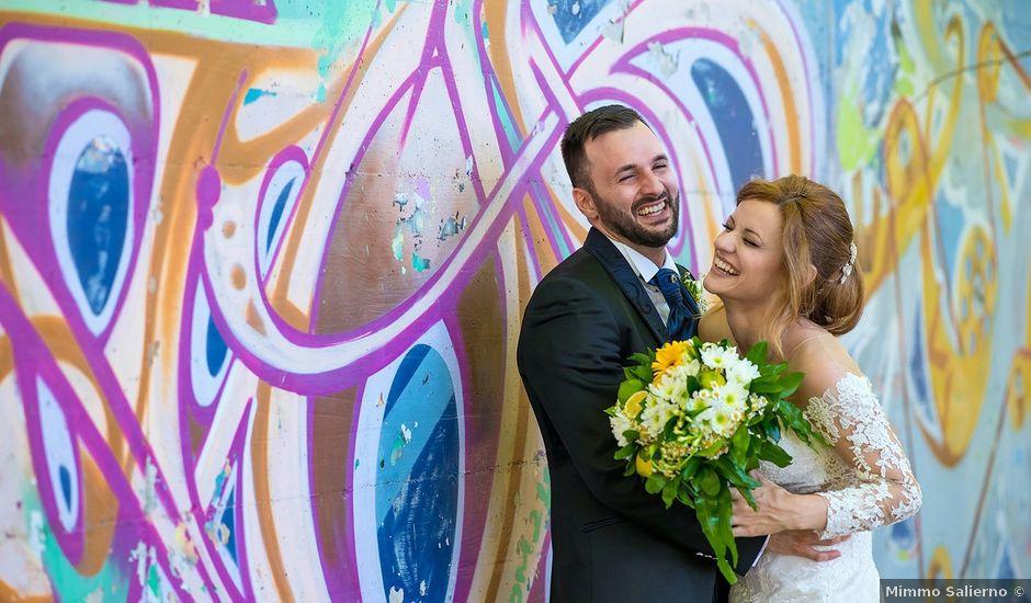 Il matrimonio di Michele e Lina a Benevento, Benevento