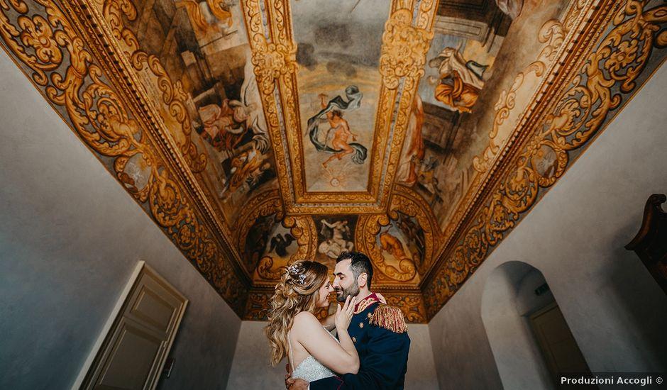 Il matrimonio di Irene e Claudio a Ugento, Lecce
