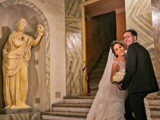 Le nozze di Cristina e Mauro