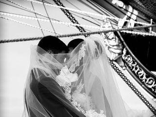 Le nozze di Angela e Giovanni 1