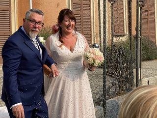 Le nozze di Federica e Giorgio