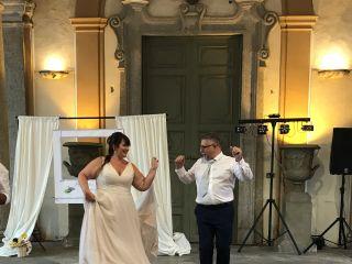 Le nozze di Federica e Giorgio 1