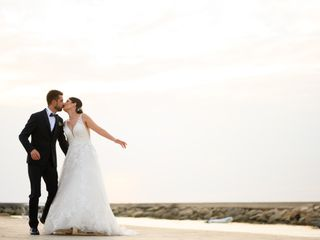 Le nozze di Saverio e Teresa