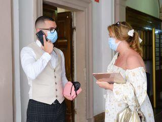 Le nozze di Beth e Gerald 3