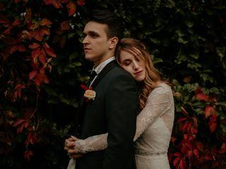 Le nozze di Serena e Omar