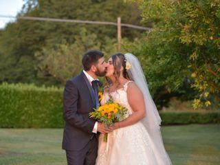 Le nozze di Deborah  e Stefano