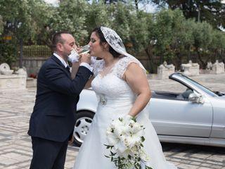 le nozze di Carmen e Fabio 2