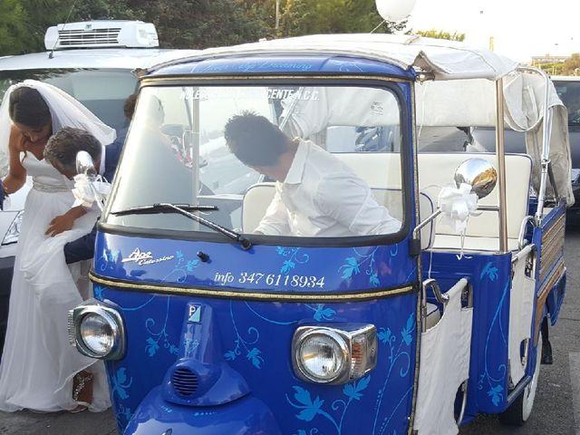 Il matrimonio di Sebastiano  e Silvia a Gallipoli, Lecce 5