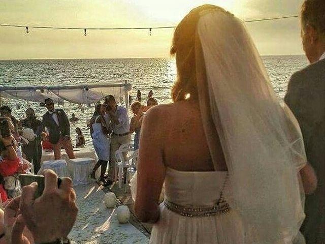 Il matrimonio di Sebastiano  e Silvia a Gallipoli, Lecce 6