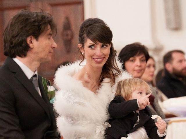 Il matrimonio di Simone e Elena a San Zenone degli Ezzelini, Treviso 41