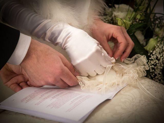 Il matrimonio di Simone e Elena a San Zenone degli Ezzelini, Treviso 43