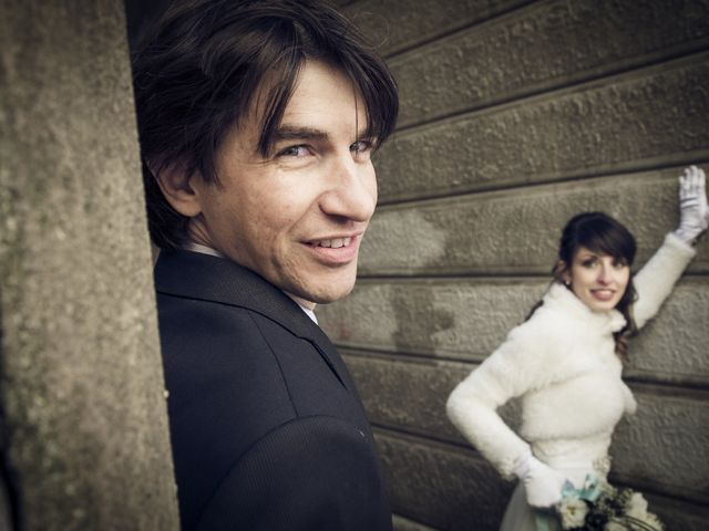 Il matrimonio di Simone e Elena a San Zenone degli Ezzelini, Treviso 54