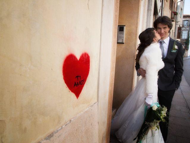Il matrimonio di Simone e Elena a San Zenone degli Ezzelini, Treviso 56