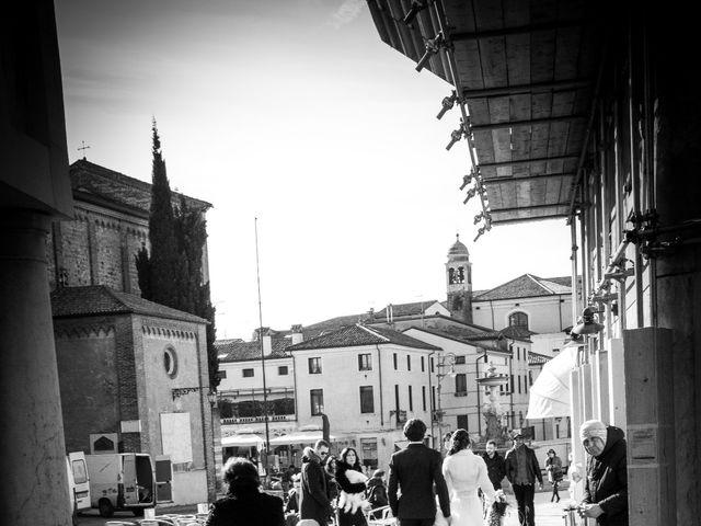 Il matrimonio di Simone e Elena a San Zenone degli Ezzelini, Treviso 57