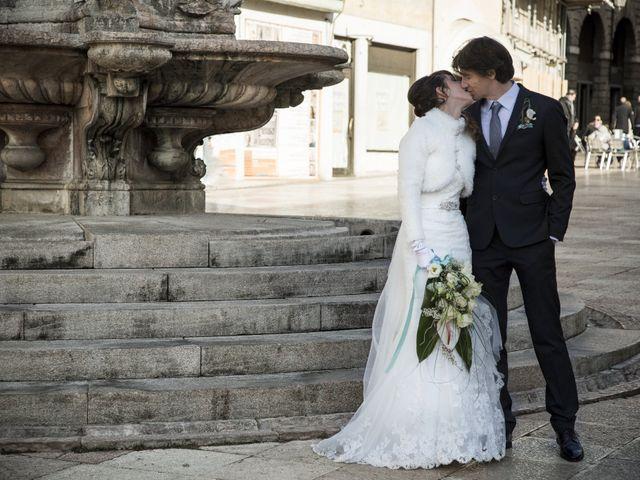 Il matrimonio di Simone e Elena a San Zenone degli Ezzelini, Treviso 58