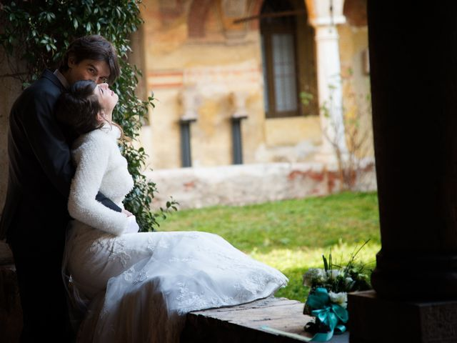 Il matrimonio di Simone e Elena a San Zenone degli Ezzelini, Treviso 60