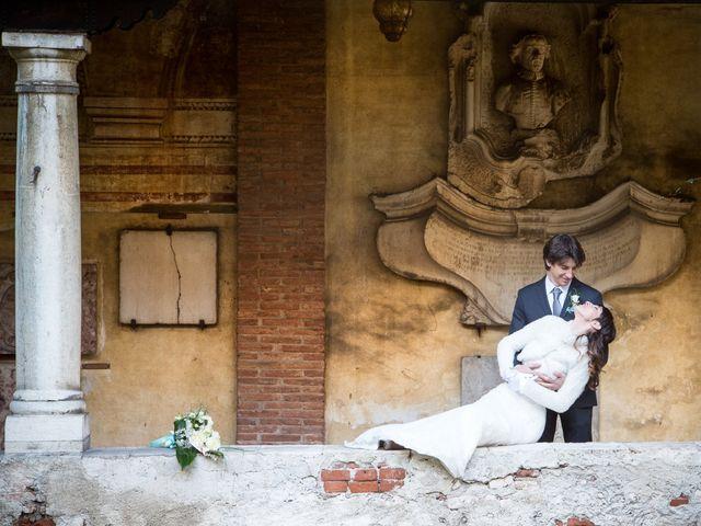 Il matrimonio di Simone e Elena a San Zenone degli Ezzelini, Treviso 1