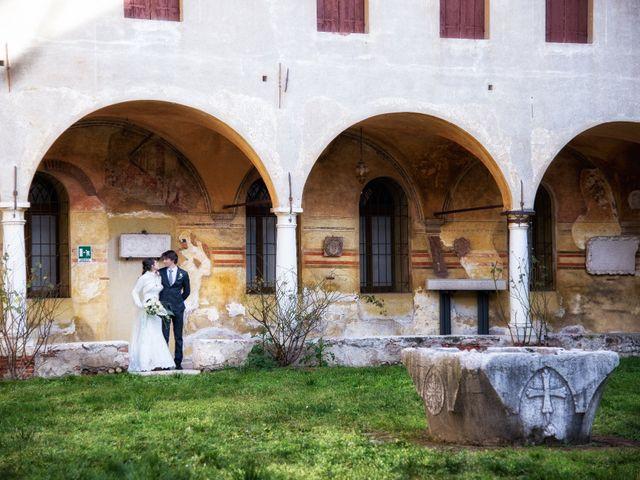 Il matrimonio di Simone e Elena a San Zenone degli Ezzelini, Treviso 62