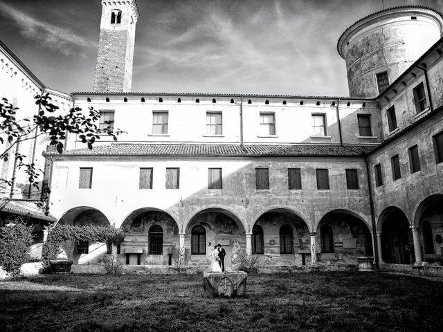 Il matrimonio di Simone e Elena a San Zenone degli Ezzelini, Treviso 63