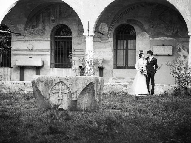 Il matrimonio di Simone e Elena a San Zenone degli Ezzelini, Treviso 64
