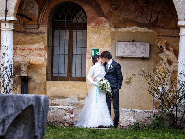 Il matrimonio di Simone e Elena a San Zenone degli Ezzelini, Treviso 65