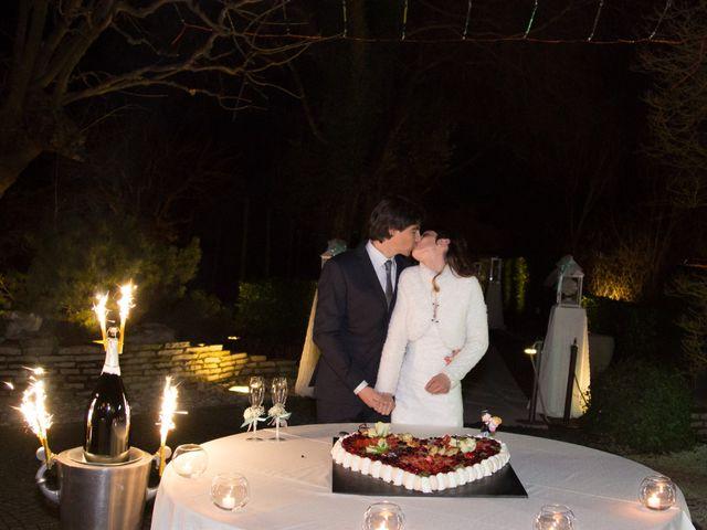 Il matrimonio di Simone e Elena a San Zenone degli Ezzelini, Treviso 84
