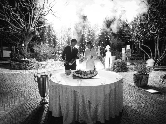 Il matrimonio di Simone e Elena a San Zenone degli Ezzelini, Treviso 85