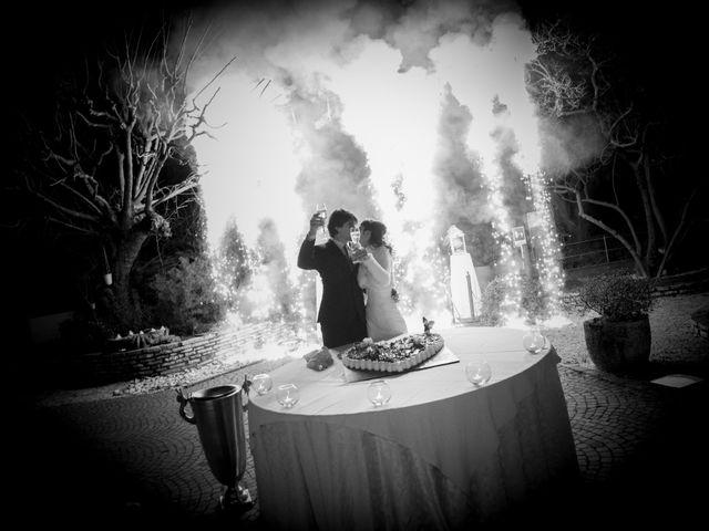 Il matrimonio di Simone e Elena a San Zenone degli Ezzelini, Treviso 86